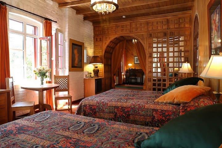 Junior Suite in a Beatiful Place.