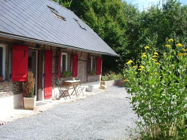 Authentiek Frans boerderijtje - Landouzy-la-Ville - House