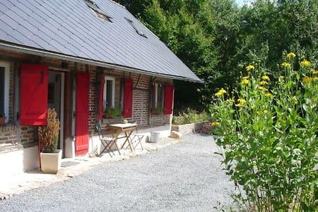 Authentiek Frans boerderijtje - Landouzy-la-Ville
