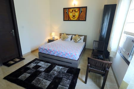 Runway residency - New Delhi - Bed & Breakfast