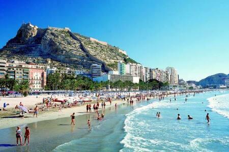 Central and comfortable in Alicante - Alicante