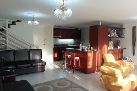 Apt Duplex loft New Villa de Aburra - Medellín