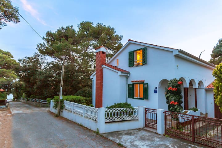 Comfortable house near the beach - Petrčane - Rumah