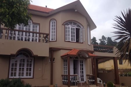 Beautiful House; heart of ooty town