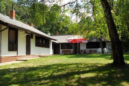 Bakony hódos-éri turistaház (VINYE) - Bakonyszentlászló