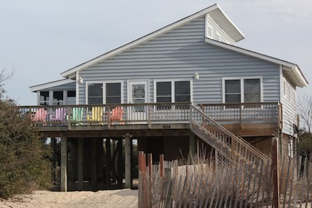 Quaint Beach Cottage in 4WD-OBX - Corolla