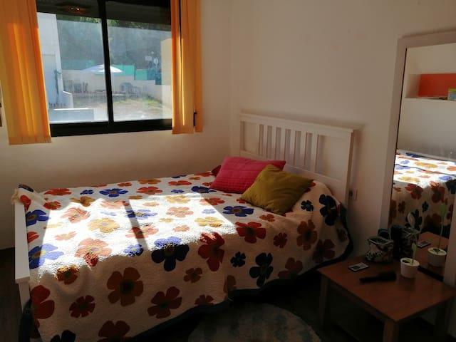 Habitación nº 3 con armario