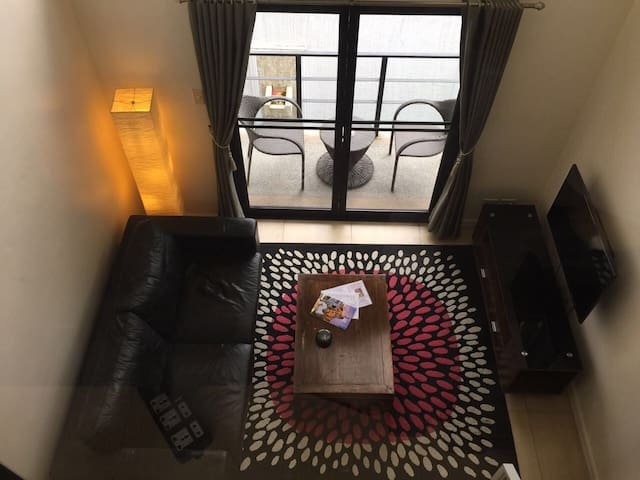Luxury Loft near Fields / Clark Air - Angeles - Kondominium