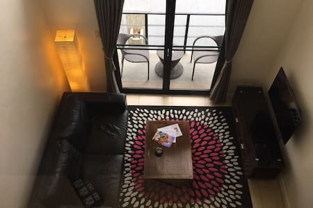 Luxury Loft near Fields / Clark Air - Angeles - 公寓