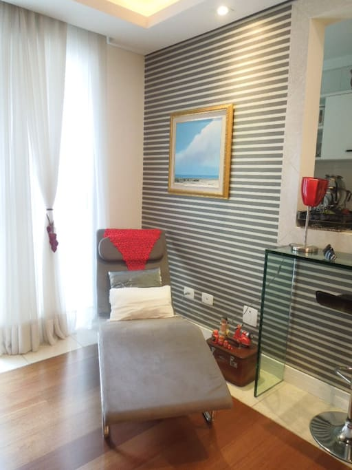 Living room - Sala de estar