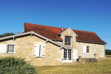 Charmante maison à la campagne