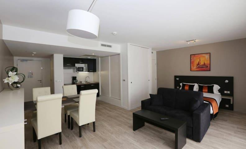 Appartement T1, Les Criquets