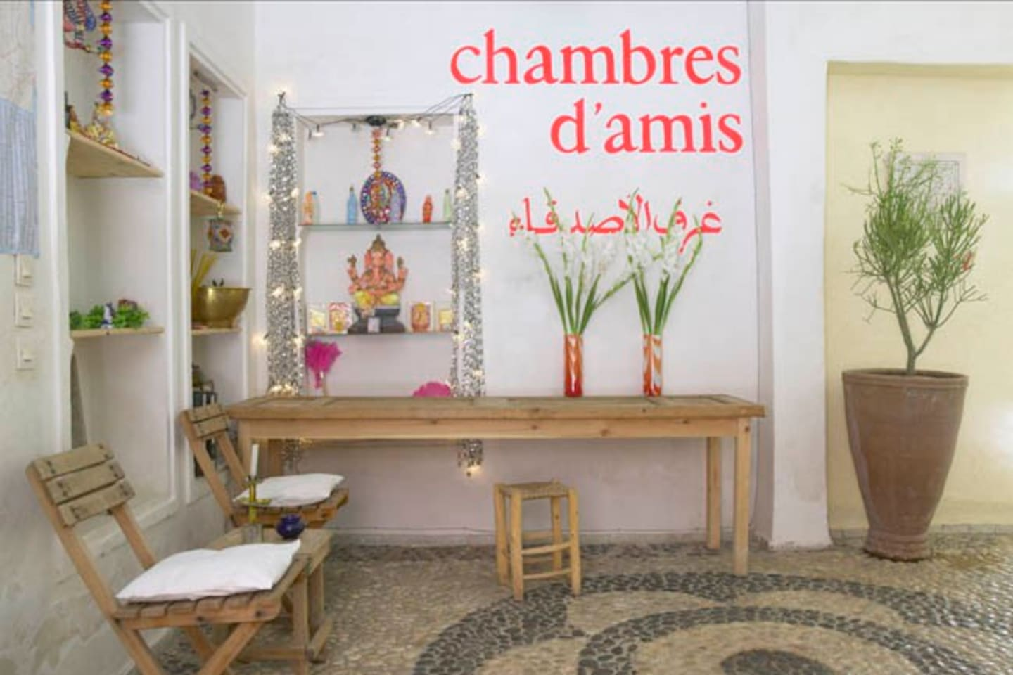 Welcome at Chambres D'Amis!