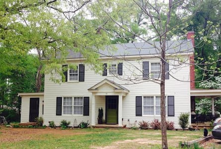 Downtown Watkinsville Historic Home - Watkinsville - Dom