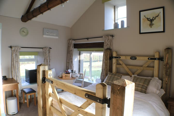 BREAKS FOLD FARM The Old Peat House - Harrogate  - Penzion (B&B)