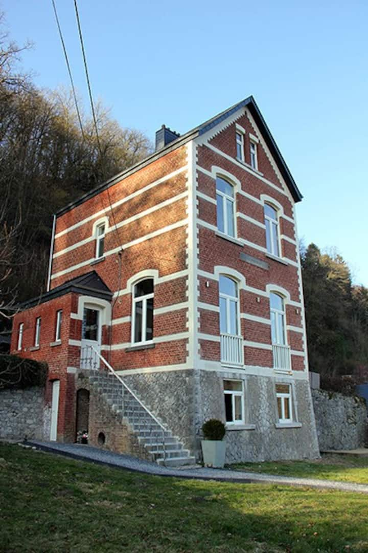Villa Louise - Gorgeous holiday home for 9 persons