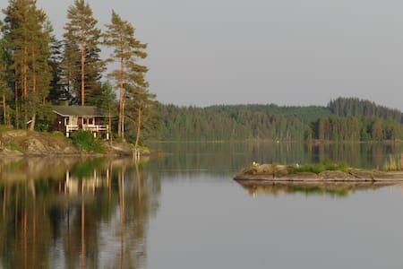 Kallioniemi - Summer cottage, sauna, grill, wifi