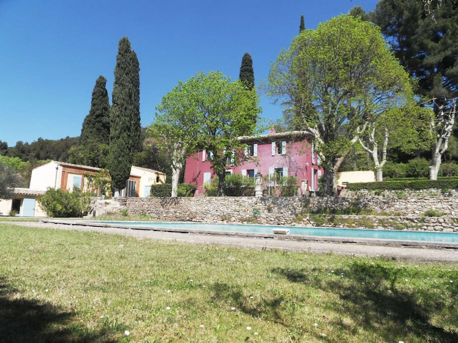 Chambre dans une bastide xviii me maisons louer aix en provence proven - Cote bastide aix en provence ...