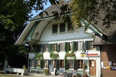 Ländlich und schnell in Solothurn. - Nennigkofen - Bed & Breakfast