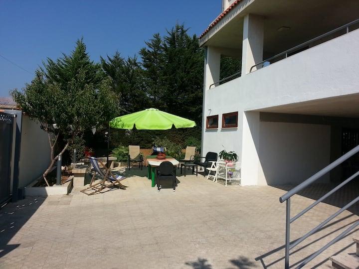 Lovable apt in renewed villa (2+1)