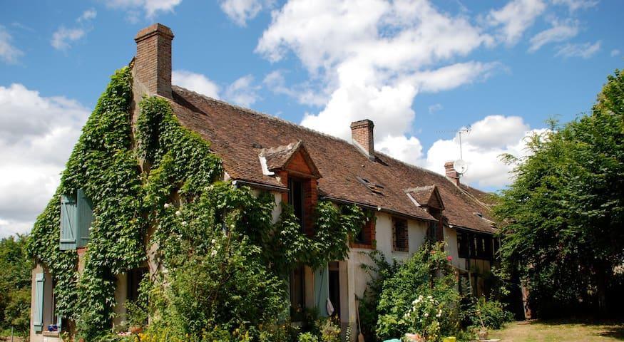 La Sérénité au cœur du Gâtinais - La Selle-en-Hermoy - House