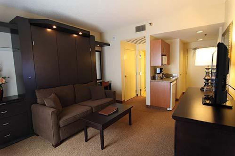 Polo Towers Las Vegas 2 Bedroom Suite