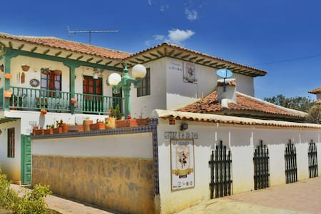 Lodging near the main square - Villa de Leyva