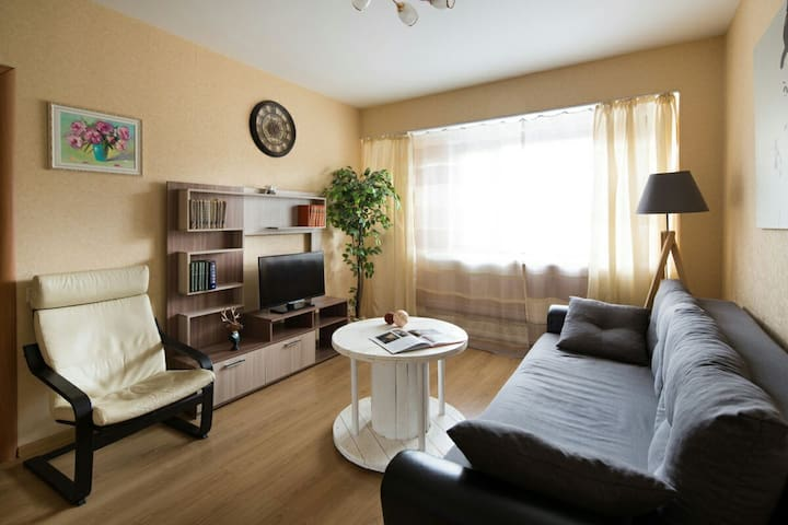 @apartments near Kolomenskoye