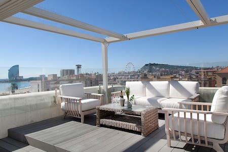 LUXURY UNDER THE SKY WITH  STUNNING TERRACE