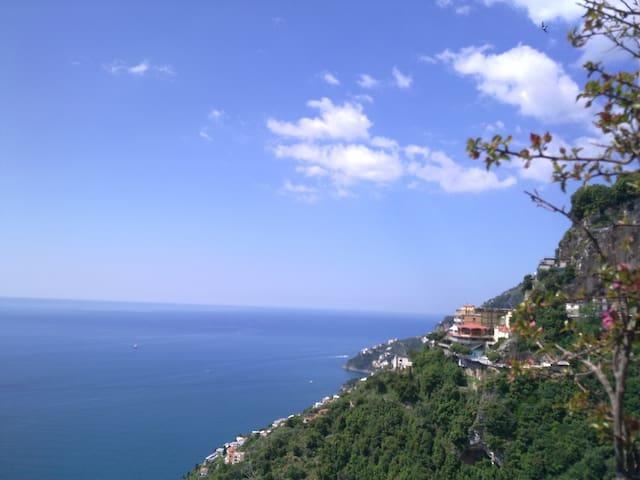 """""""Casa Sopramare"""" Amalfi  panorama e giardino - Amalfi - Apartment"""