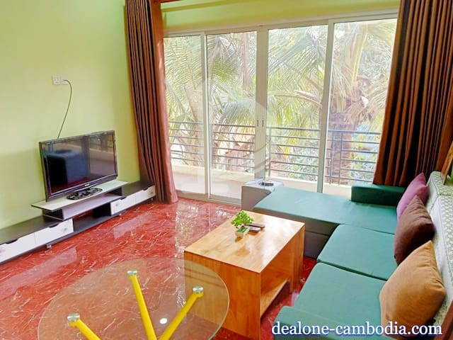 1 Lovely Bedroom Apartment For Rent