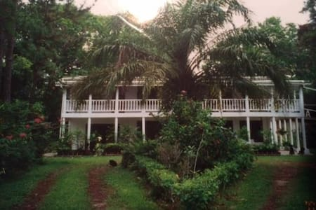 Spacious Tropical Home - Belize City - Rumah