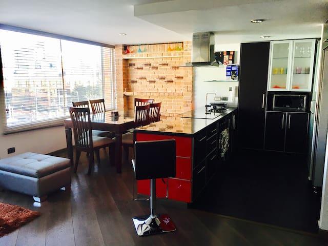 Apartamento Duplex Entero Parque 93