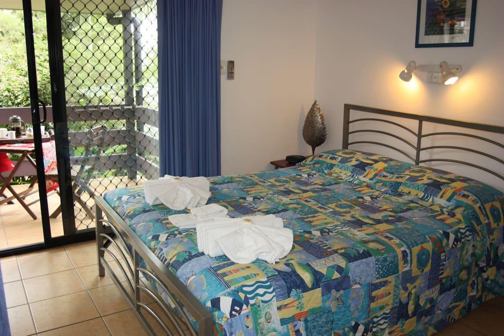 Garden Motel Suite