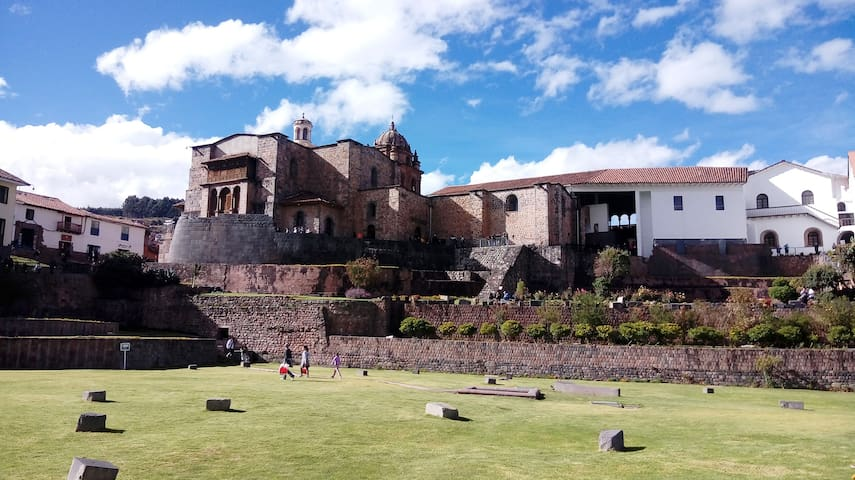 The key places of Cusco