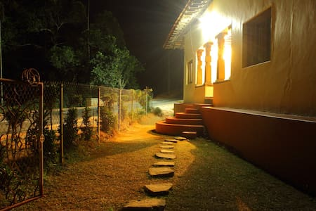 B.B. Estate Cottage, Coorg--A Heritage Home