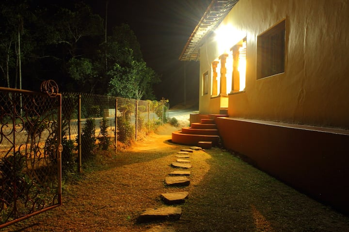 B.B. Estate Heritage Home, Coorg, Ancestral House