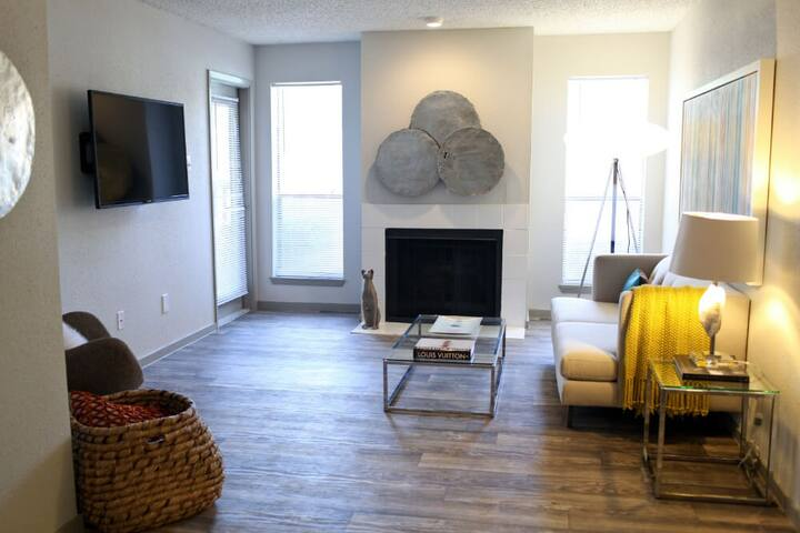 Fully equipped apartment home | 1BR in Plano