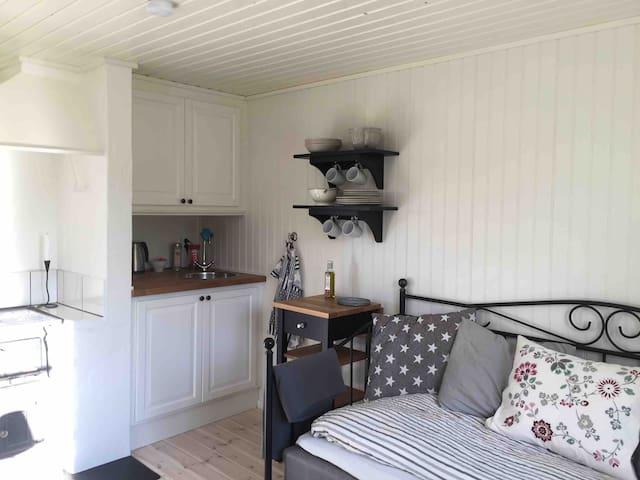 Charming guesthouse in central Sandviken