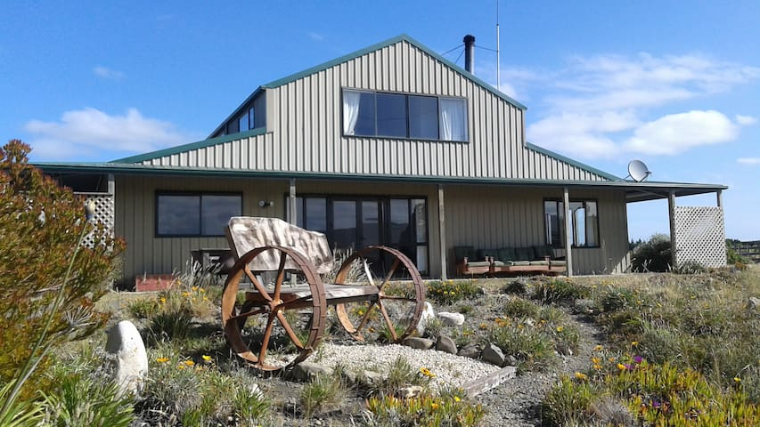 The Terrace Barnhouse - Waipara - Hus