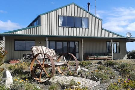 The Terrace Barnhouse - Waipara