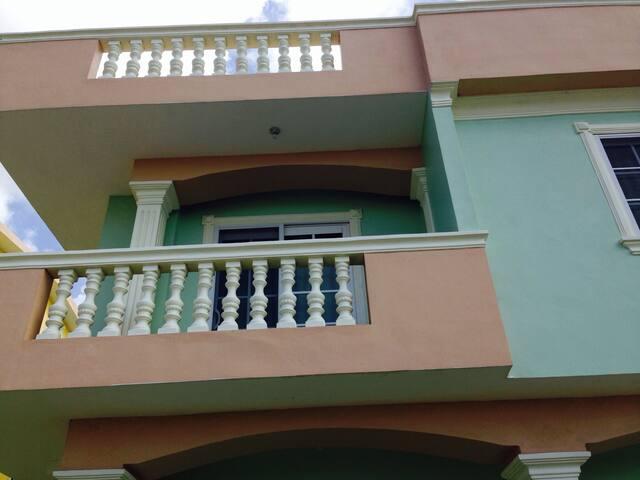 Bella villetta in parco sorvegliato - Boca Chica - House