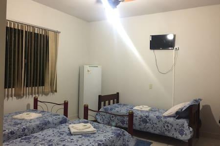 Suite 2 ao lado da Puc 1 e Hospital Madre Theodora