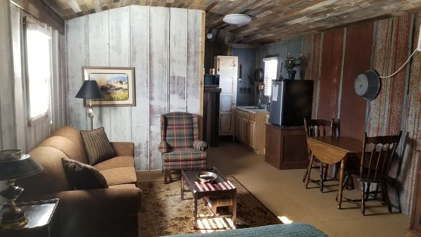 Comanche Creek Cabins #1