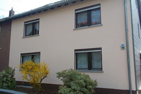 Ferienwohnung Haus Dorita - Sankt Wendel - Ev