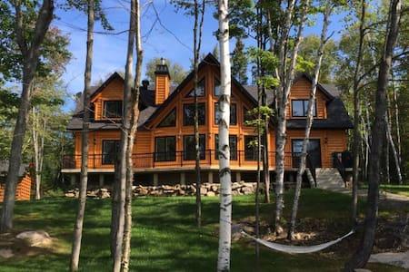 La maison dans les bois - Saint-Alexis-des-Monts - Chalet
