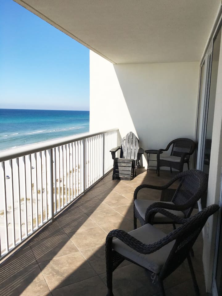 """Majestic """"Tower 1"""" 6th floor unit on the Beach!!!"""