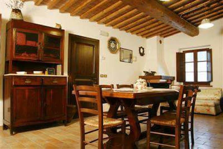 Casolare nelle campagne di Urbino