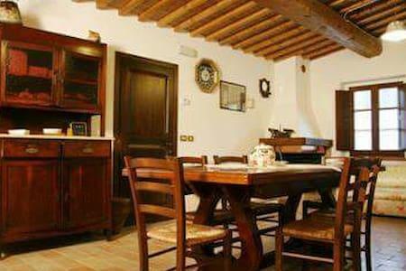 Casolare nelle campagne di Urbino - 公寓