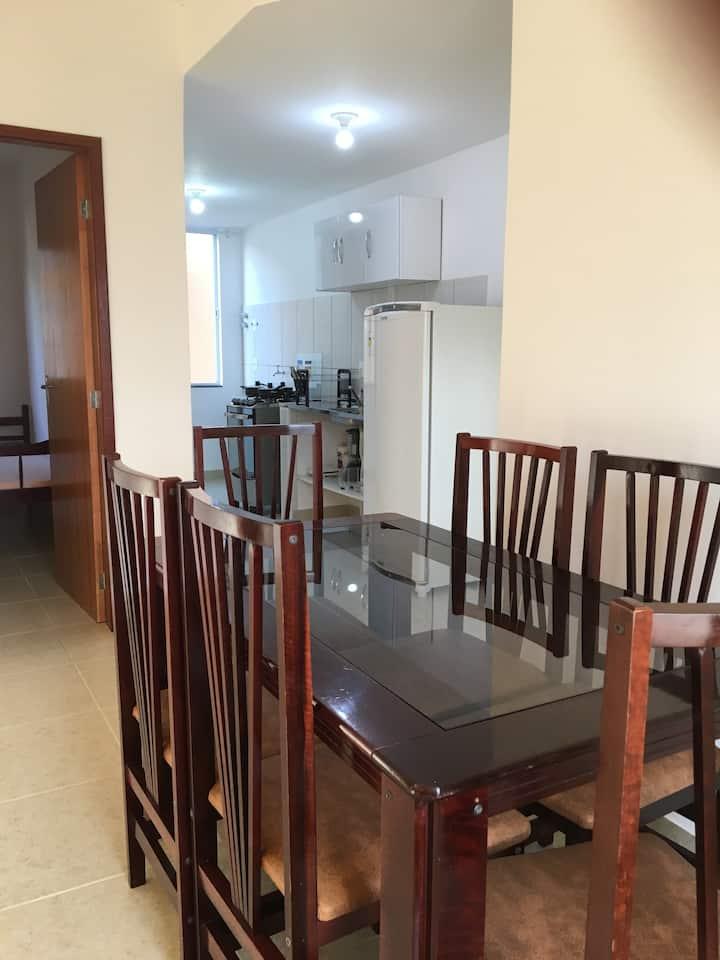 Apartamento de Dois Quartos em Itatiaia